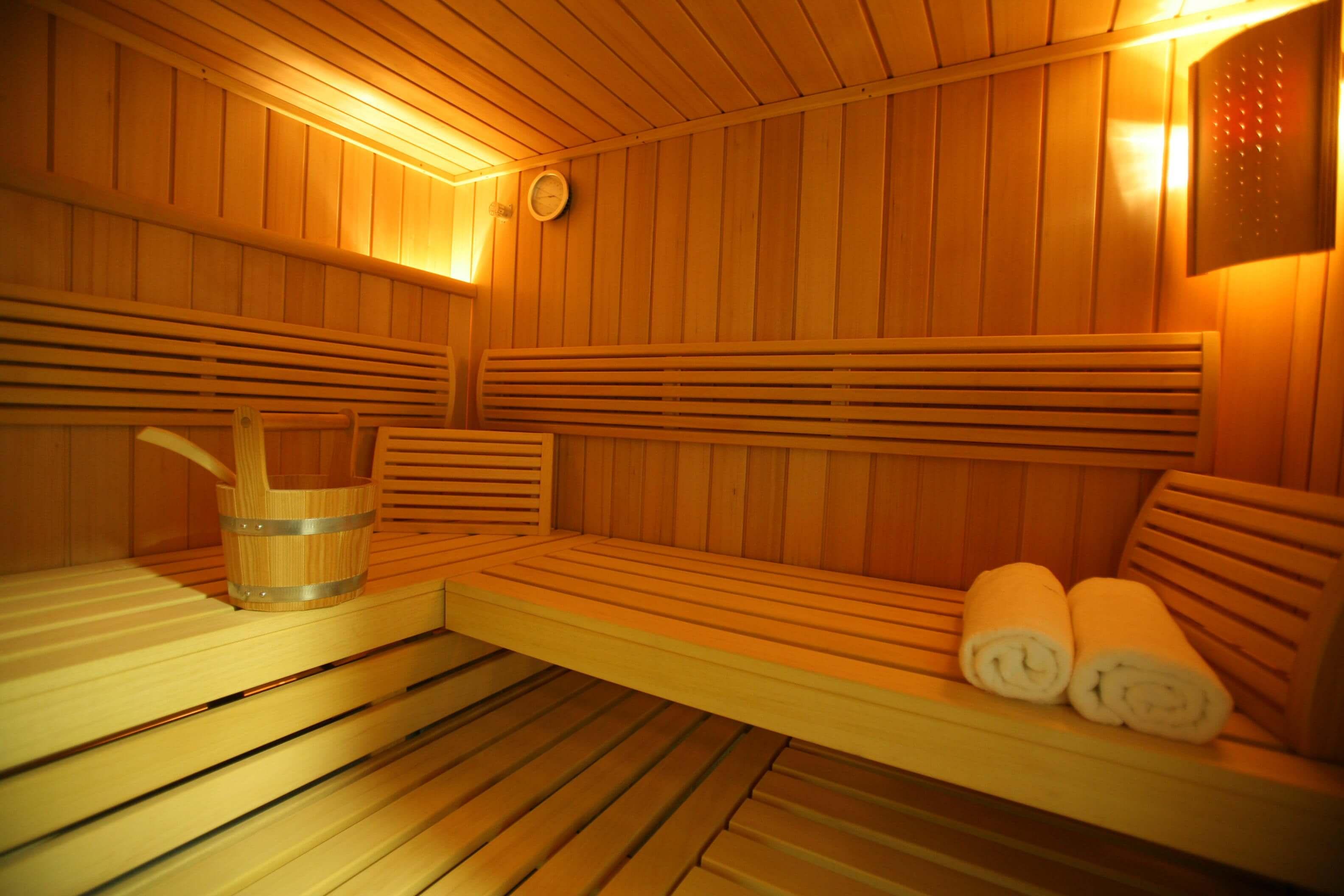 Resultado de imagen para sauna