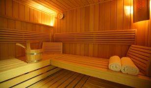 Grand Sal **** Hotel - Sauna