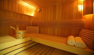 Grand Sal**** Hotel - Dry sauna